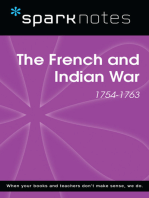 The French and Indian War (1754-1763) (SparkNotes History Note)