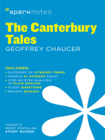 The Canterbury Tales SparkNotes Literature Guide