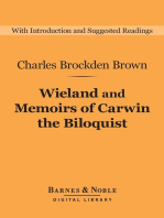 Wieland and Memoirs of Carwin the Biloquist (Barnes & Noble Digital Library)