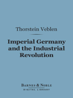 Imperial Germany and the Industrial Revolution (Barnes & Noble Digital Library)