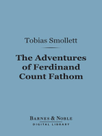 The Adventures of Ferdinand Count Fathom (Barnes & Noble Digital Library)