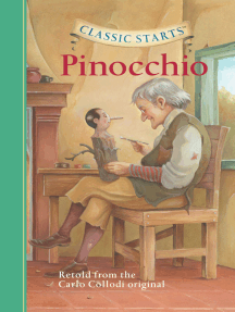 Classic Starts®: Pinocchio