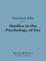 Studies in the Psychology of Sex (Barnes & Noble Digital Library)