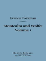Montcalm and Wolfe, Volume 1 (Barnes & Noble Digital Library)