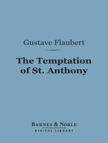 The Temptation of St. Anthony (Barnes & Noble Digital Library)