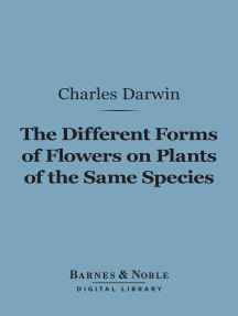 The Different Forms of Flowers on Plants of the Same Species (Barnes & Noble Digital Library)