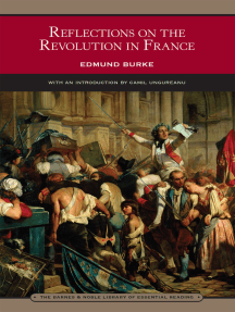 Reflections on the Revolution in France (Barnes & Noble Library of Esssential Reading)