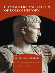 Characters and Events of Roman History (Barnes & Noble Library of Essential Reading)