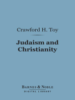 Judaism and Christianity (Barnes & Noble Digital Library)