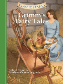 Classic Starts®: Grimm's Fairy Tales