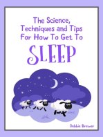 The Science, Techniques and Tips for How to Get to Sleep