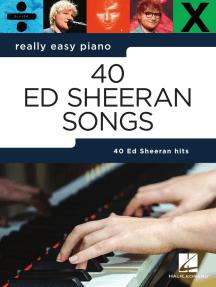 Ed Sheeran - Really Easy Piano
