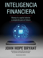 Inteligencia financiera: Maneja tu capital interior y prepárate para el futuro