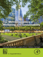 The Microeconomics of Wellbeing and Sustainability