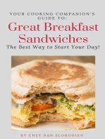 Your Cooking Companion's Guide to Great Breakfast Sandwiches
