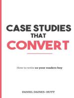 Case Studies That Convert