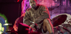 Kanye West Strains His Voice on Jesus Is King