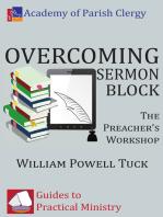 Overcoming Sermon Block