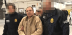 Video Shows Mexican Soldier Begging Son Of 'El Chapo' To Order Cartel Fighters To Stand Down