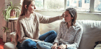 Caring Moms May Prevent Teen Dating Violence