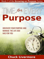 Time for Every Purpose