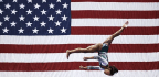 Simone Biles Flips And Twists Into Gymnastics History