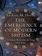 The Emergence of Modern Shi'ism