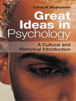 Great Ideas in Psychology