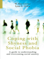 Coping with Shyness and Social Phobias