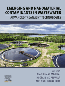 Emerging and Nanomaterial Contaminants in Wastewater: Advanced Treatment Technologies