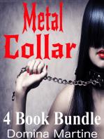 Metal Collar 4 Book Bundle
