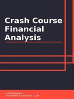 Crash Course Financial Analysis