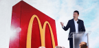 McDonald's CEO Steps Down After Relationship With Employee