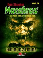 Dan Shocker's Macabros 36