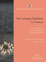 Tres monjes budistas: 110 haikus
