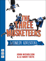 The Three Musketeers (NHB Modern Plays)
