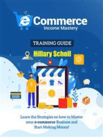 Ecommerce Income Mastery Training Guide