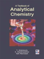 A Textbook of Analytical Chemistry