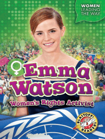 Emma Watson: Women's Rights Activist