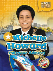 Michelle Howard: Four-star Admiral
