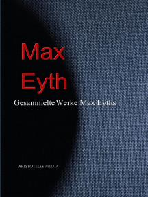 Gesammelte Werke Max Eyths