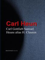 Gesammelte Werke Carl Gottlieb Samuel Heuns alias H. Clauren