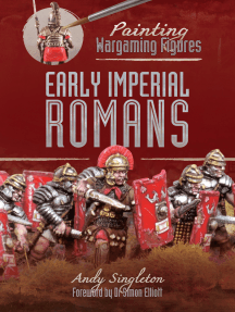 Painting Wargaming Figures: Early Imperial Romans