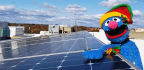 In Honor of Sesame Street's 50th, the ABCs of Clean Energy Momentum
