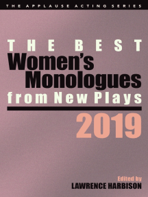 The Best Women's Monologues from New Plays, 2019