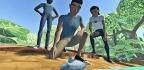 Sixth Graders Learn And Collaborate In This Video Game