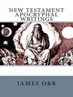 New Testament Apocryphal Writings