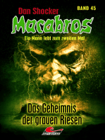 Dan Shocker's Macabros 45