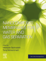 Nanocomposite Membranes for Water and Gas Separation
