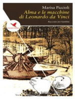 Alma e le macchine di Leonardo da Vinci